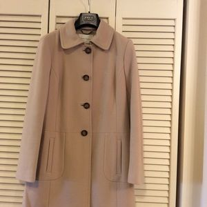 BeautifulLight  Wool coat,Made with Italian fabric